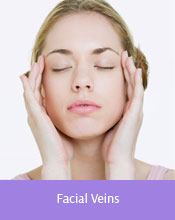 Treatable Conditions Cleveland - Facial Veins
