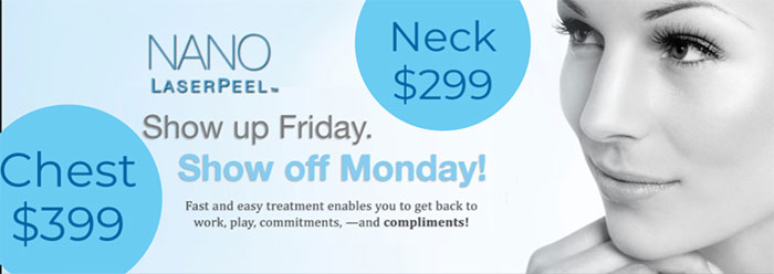 Nono laser Peel in Cleveland OH
