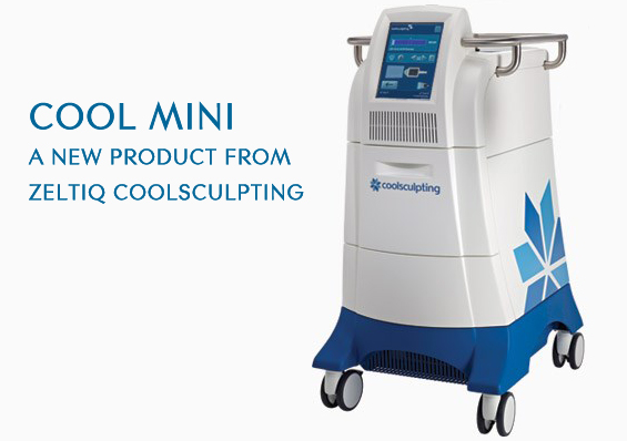 Cool Mini, A new product from Zeltiq Coolsculpting