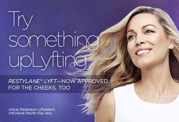 Restylane® Lyft Chagrin Falls - Banner