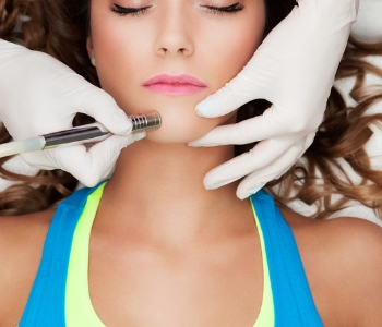 Cleveland area patients ask about the benefits of microdermabrasion for acne scars