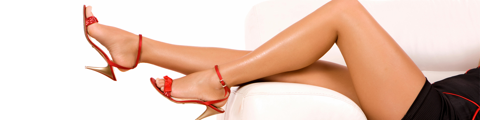 Attractive women legs
